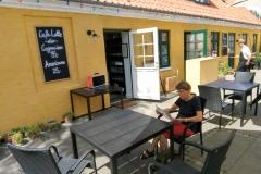 Lyø-Cafe
